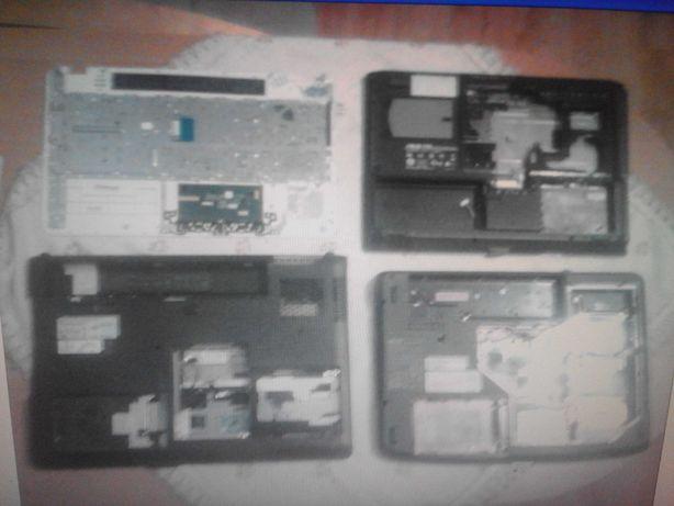 Obudowa korpus klawiatura pamiec inne komputer laptop
