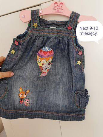 Sukieneczka Next 9-12 miesięcy