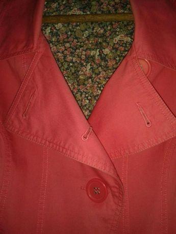 Płaszcz wiosenny plaszczyk 42-44