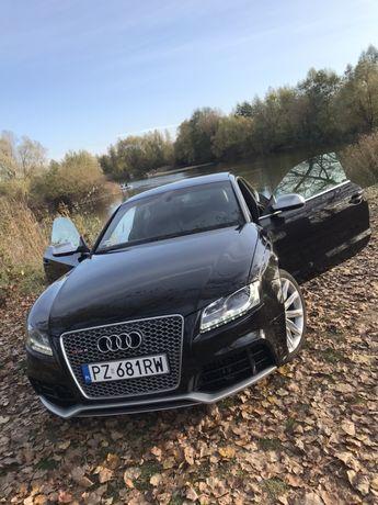Audi rs5 ZAMIANA