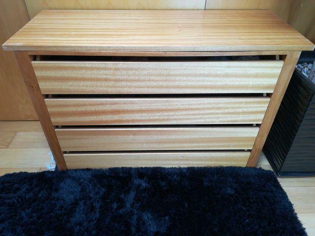 Comoda madeira com entrega