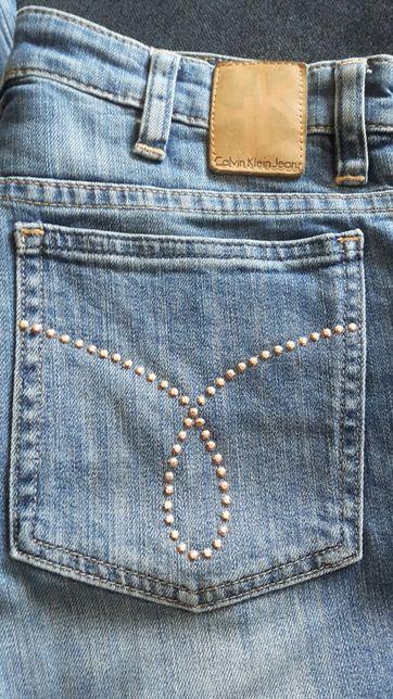 Calvin Klein jeans rozmiar 38