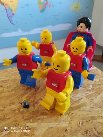 Lego Minifigura 19Cm vintage Boneco