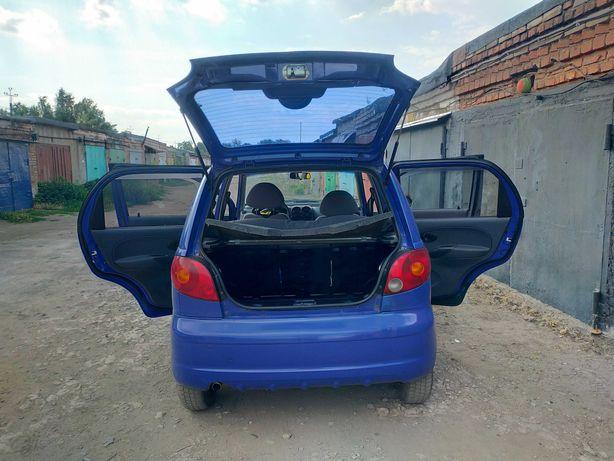 Срочно продам Daewoo Matiz 0.8 механика 2007