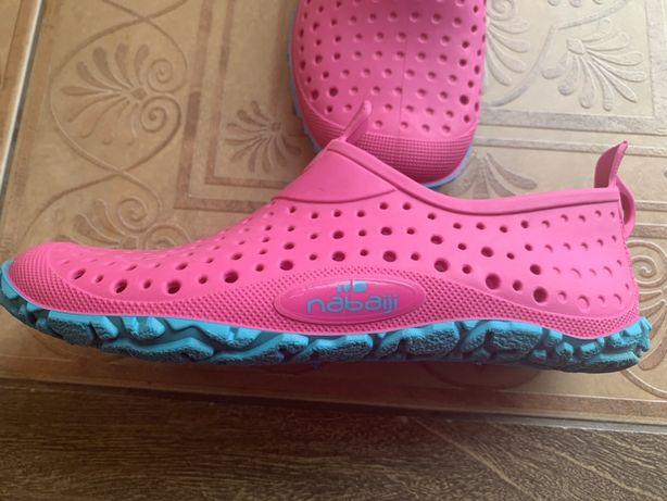 Decathlon аквашузы обувь для плавания, купания, 31 32 размер, оригинал