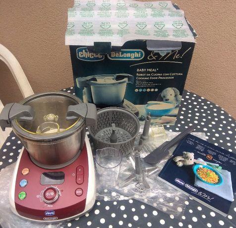 Robot de cozinha Chicco DeLonghi & Me