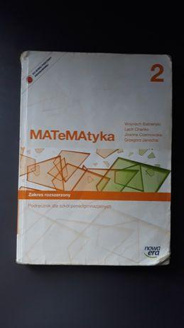 Matematyka 2. Zakres rozszerzony.
