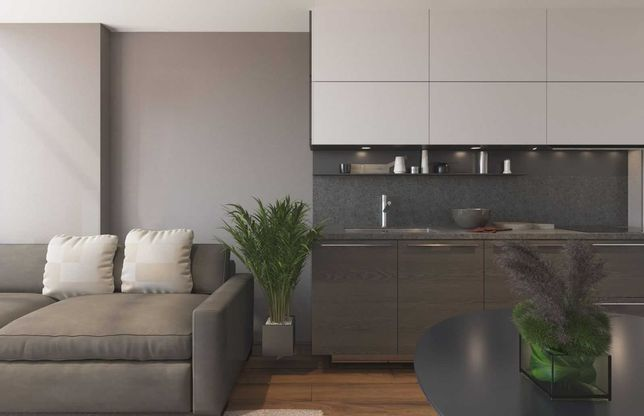 В  продаже 1-но комнатная квартира с  Ремонтом и мебелью в Аркадии