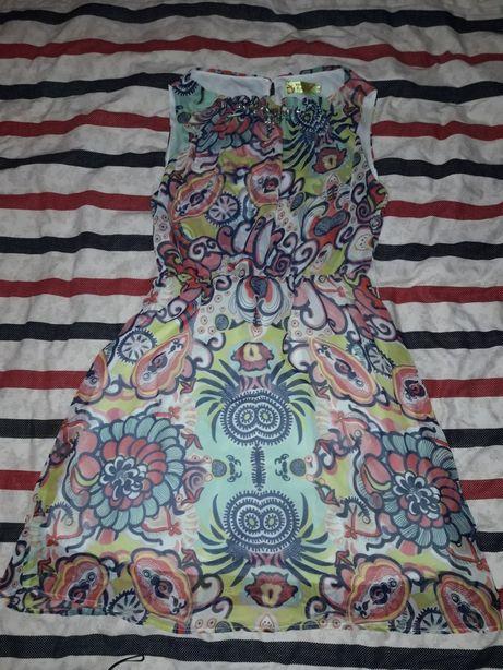 Платье женское сарафан шифон