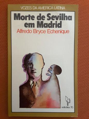 Bryce Echenique/ Garcia Marques/ L. Sepúlveda/ S. Garmendia