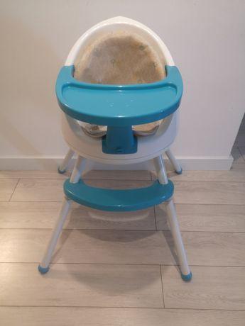 Krzesełko do karmienia Kinderkraft 4w1
