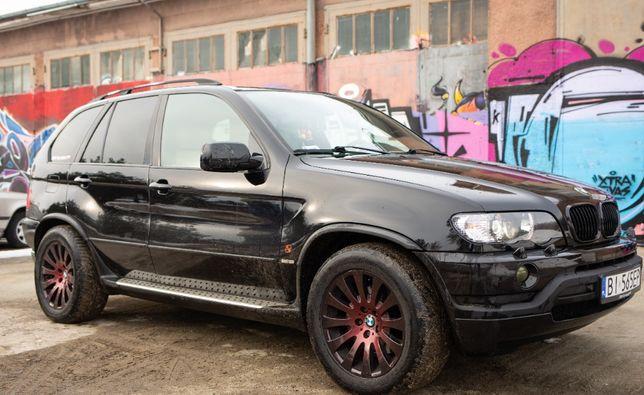 BMW X5 E53 2001r 3.0 + LPG M54B30