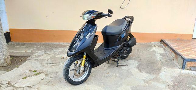 Скутер Suzuki ZZ inch up sport,Мопед не Lets,3 new