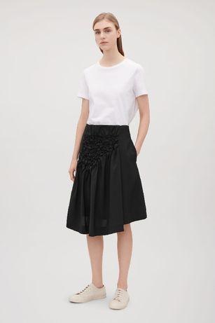 Cos юбка ассиметричная, s