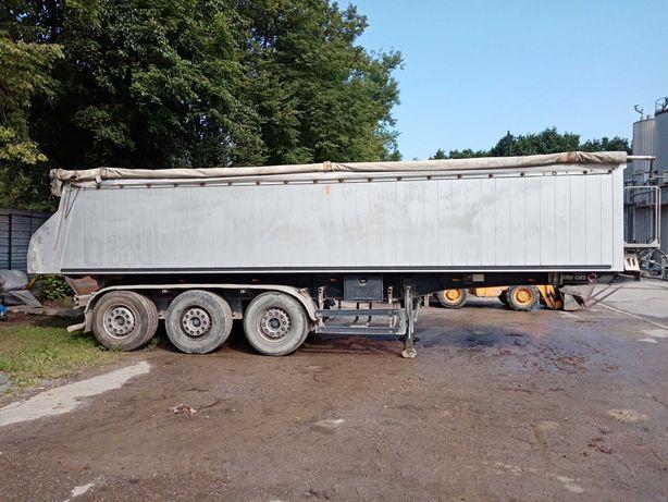 Naczepa Wywrotka Aluminiowa INTER CARS 32m3