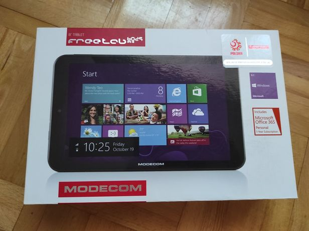Tablet Modecom Freetab 8025