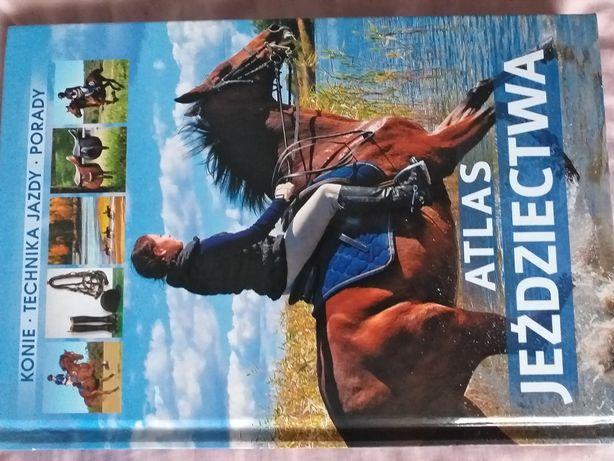 Książka Atlas jeździecki