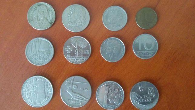 10 zł monety 1964 - 1989