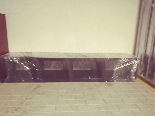 Regal Ikea brazowy