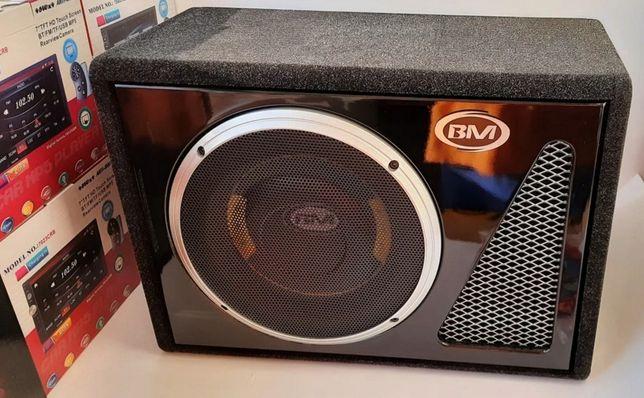 Активный корпусной Сабвуфер Boschmann BM Audio 250 вт