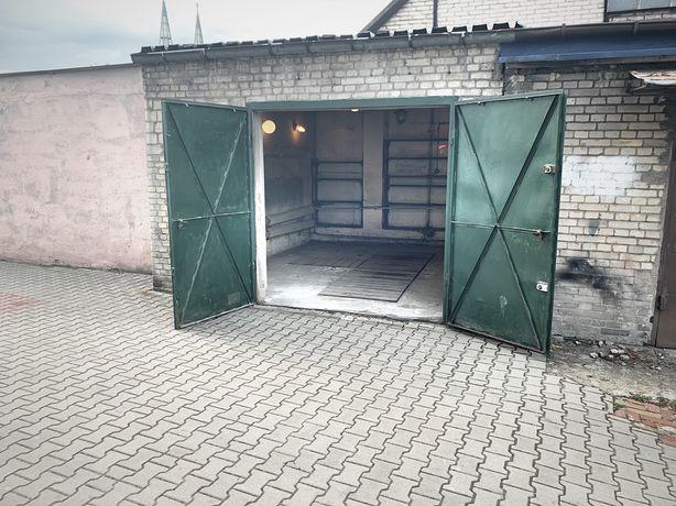 Duży garaż/magazyn Sosnowiec ul. Mariacka
