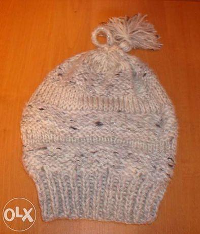 Шали, шарфы, свитера, шапки (ручная работа)