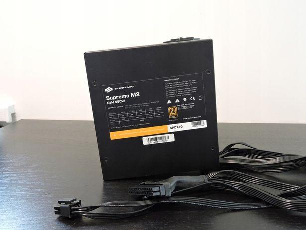 Zasilacz Silencum PC Supermo M2 550W GOLD/GWARANCJA