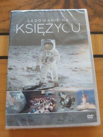 Płyta DVD lądowanie  na księżycu