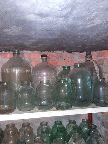 Бутыль для вина СССР