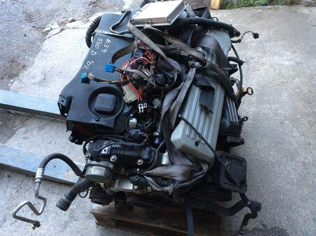Silnik BMW e 39, M57