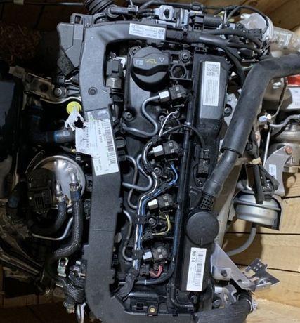 Motor om651 921 (com avaria)