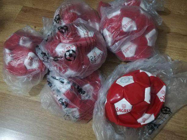 Mini Bolas de Football da Sagres