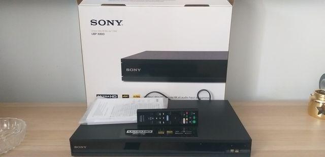 Odtwarzacz Blu-ray Sony UBP-X800  4K Ultra HD