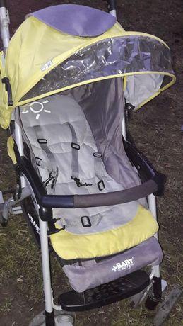 """wózek spacerowy"""" nie parasolka"""" baby design z parasolką i pokrowcami"""