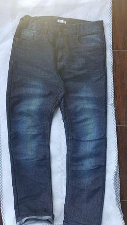 spodnie na 158-164