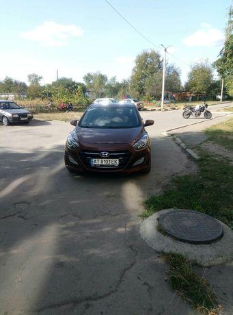 Автомобіль Hyundai i30