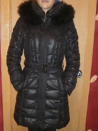 Удлиненная куртка пуховик Snowimage XS