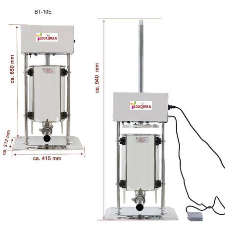 Máquina de Enchidos Electrica 10Litros