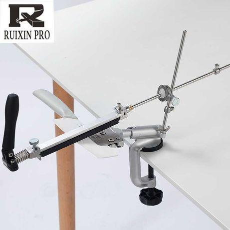 Точилка для ножей Ruixin Prо RX-008 + 4 камня