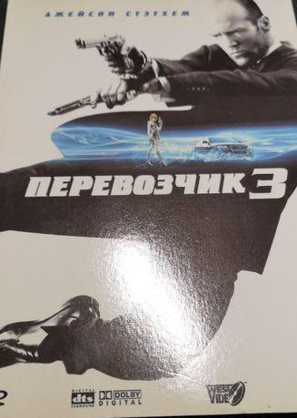 DVD з фільмами та уроками брейк дансу