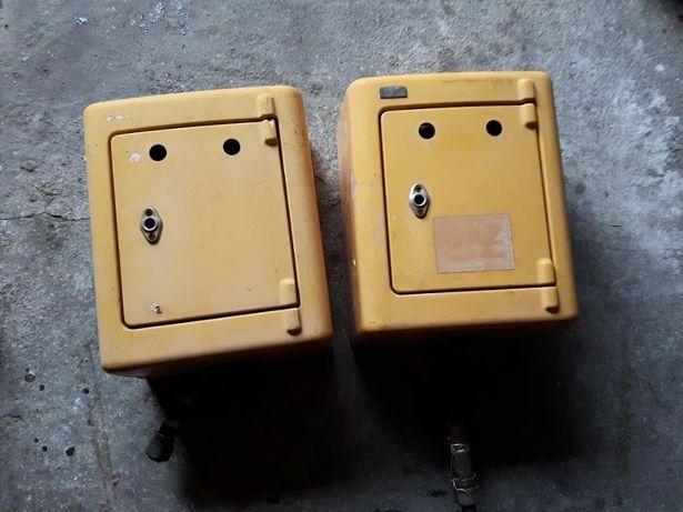 skrzynka od gazu mam 2 sztuki cena za sztuke