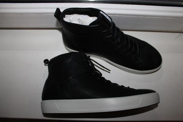 Комфортные ботинки Ecco Soft 9