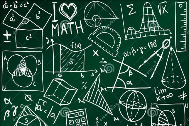 Explicações de Matemática e Físico-química Ensino Secundário