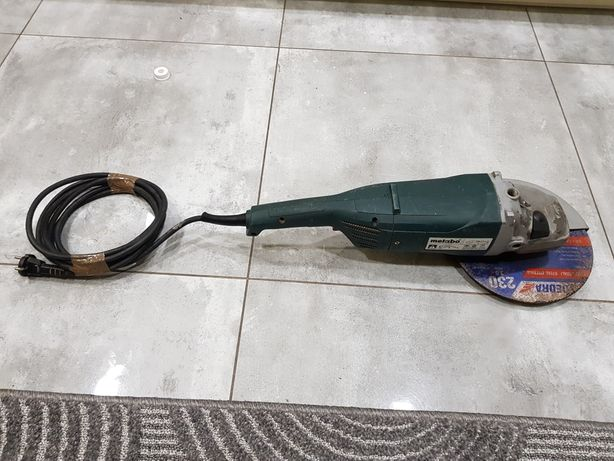 Flex Metabo fi 230 mm