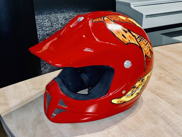 Kask motocyklowy Enduro
