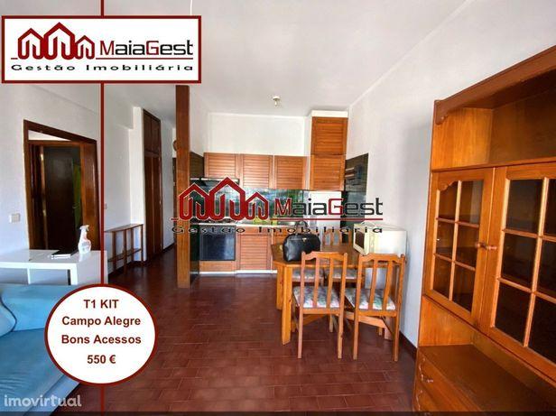 T1Kit | Campo Alegre | Bons acessos | MaiaGest
