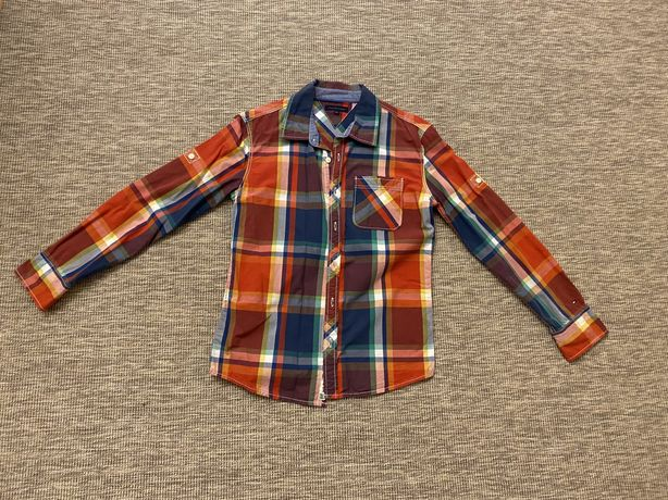 Camisa rapaz Tommy Hilfiger