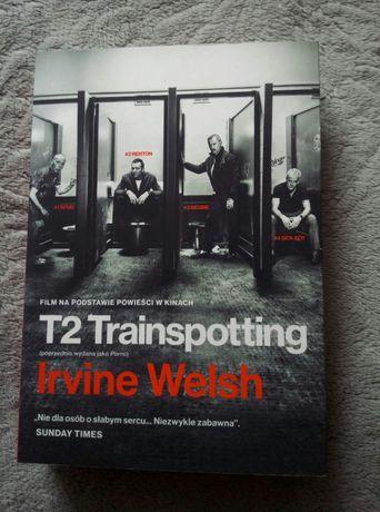 Książka T2 Trainspotting 2