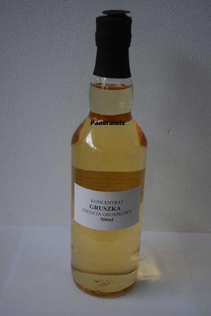 Zaprawka esencja smak Gruszka na 20-25L esencja Gruszkowa do alkoholu