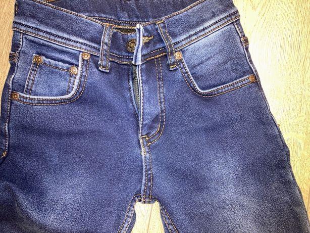 Зимові джинси на хлопчика